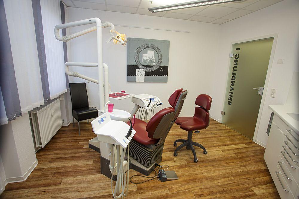 Behandlungszimmer 1 | Zahnarztpraxis Schuchardt