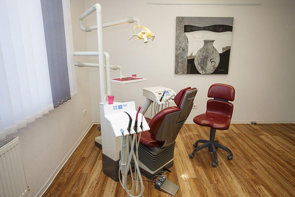 Behandlungszimmer 3 | Zahnarztpraxis Schuchardt
