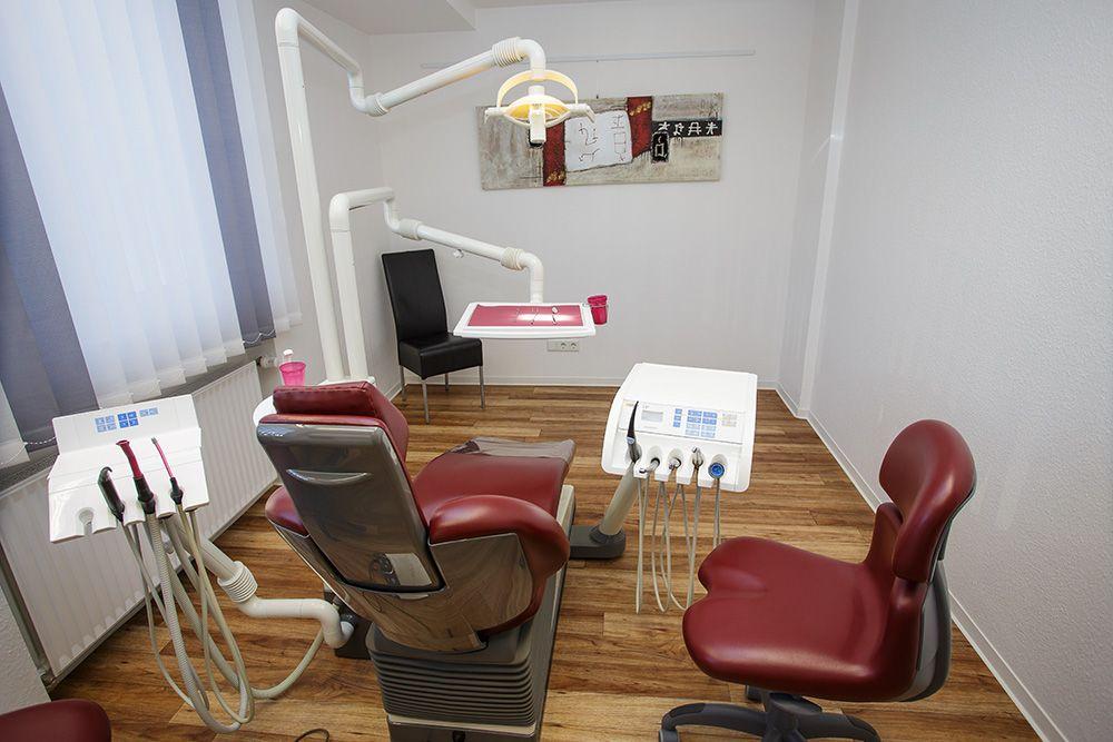 Behandlungszimmer 4 | Zahnarztpraxis Schuchardt