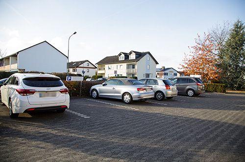 Parkplatz | Zahnarztpraxis Solveig Schuchardt